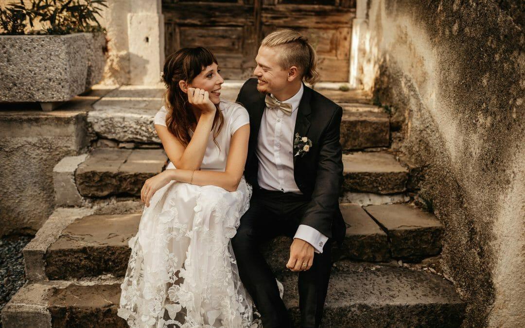 Kako poteka načrtovanje poroke z mano?