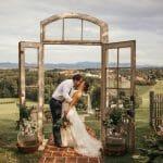 Poroka na prostem